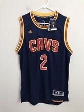 Kyrie Irving Cleveland Cavaliers Cavs Adidas Swingman Jersey Sz XL Blue NWT