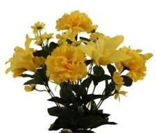 Yellow Carnation Lilly Bouquet refill (Diy)