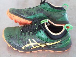 Sehr schöne Barfuß/Trailrunning Schuhe - *ASICS GEL  FUJI RUNNEGADE* - Gr: 42,5