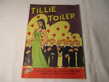 Vintage Tillie the Toiler Comic Book No. 132 Golden Age 1946