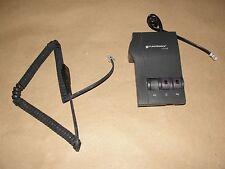 Plantronics M12 M12/A VISTA Modular Amplifier for H & HW series Headset to Phone