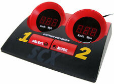 SCX Digital Display Speedometer, Max/Average Speed For Analog