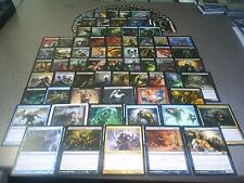 MTG Magic EDH ZOMBIE DECK M12 Skaab Goliath Commander 100 Card Themed Highlander