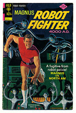 Magnus Robot Fighter #41 (Gold Key) VG5.4