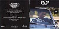 LEMAR The Letter - Album Sampler 2015 UK 5-trk promo CD gatefold sleeve