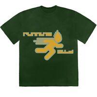 Travis Scott Cactus Jack Running Wild T-Shirt Size L IN HAND