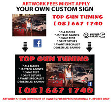 900MM x 1200MM Custom Corflute Sign - ADD YOUR OWN CUSTOM TEXT AND IMAGES