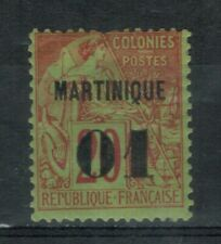 Martinique Scott 5 in MH Condition (CV ~ $16)