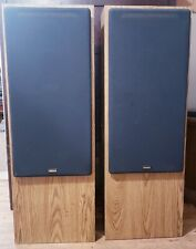Vintage VTG Yamaha NS-A570 Speakers 140 Watts 8 Ohms Woodgrain Tower