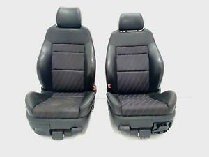 AUDI A3 SPORT MK1 8L 2000 TO 2003 5 DOOR HATCH Half Leather Interior Seat Set