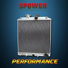 Aluminum Radiator For Honda Civic CX DX EX EX-R GX HX LX Acura EL 92-00 3 Row