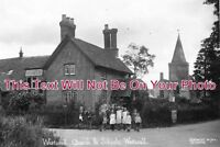 KE 1109 - Westwell Church & Schools, Kent - 6x4 Photo