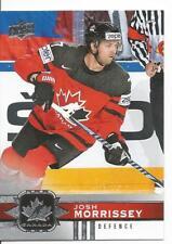 2017-18 Josh Morrissey Canadian Tire Base Card #17 Mint