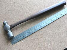Vintage Paschall Hammer 1304 Ball Peen Pein Jeweler Small Machinist Tool USA