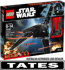 LEGO 75156 Krennic's Imperial Shuttle STAR WARS Rogue One from Tates ToyWorld