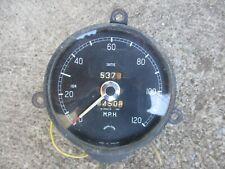 Jaguar Mark 1 Sedan Speedometer