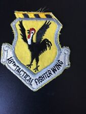 USAF 18th Tactical Fighter Wing Patch (Korea)