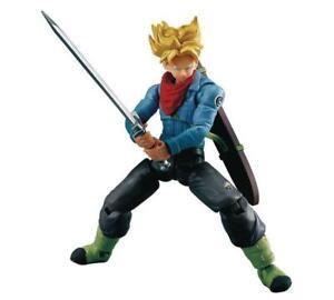 Dragon Ball Evolve Super Saiyan Trunks Action Figure 5 inch Bandai