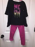 Gymboree Girls Outfit/Set Top (Size 5-6), Bottoms (Size 5)