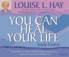 NEW 2 CD You Can Heal Your Life Study Course by Louise L. Hay (Unabridged)