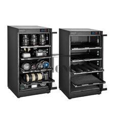 100L Digital Dehumidify Dry Cabinet Box for Lens Camera Equipment Storage Dryer