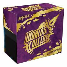 KeyForge: Worlds Collide Deluxe Premium Box :: Brand New And Sealed Box