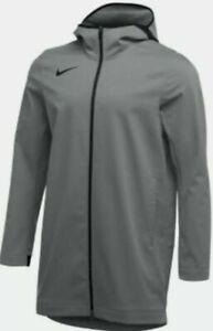Nike Protect Shield Repel Gray Basketball Jacket AJ6719-065 Men's Size 3XL-T NWT