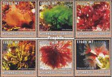 Mosambik 2614-2619 postfris MNH 2002 Wereld van Marine