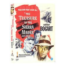 The Treasure Of The Sierra Madre (1948) DVD- Humphrey Bogart (*NEW *Region 0)