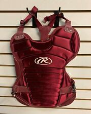 Rawlings RCPJ Junior Catcher's Chest Protector Cardinal