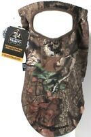 1 Scentblocker Trinity Technology Mossy Oak Silver Antimicrobial 3/4 Facemask