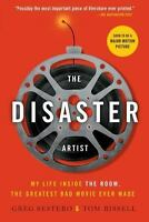 Sestero, Greg/ Bissell, Tom-The Disaster Artist  BOOK NEW