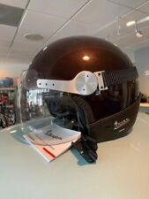VESPA GTS REPLICA HELMET EXPRESSO BROWN XL & L NEW