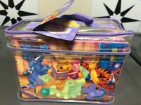 Disney Winnie the Pooh Musical Jewelry Box NEW with Rotating Figurine Piglet