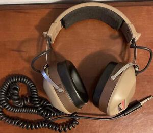 Vintage Koss K/6ALC Stereo Headphones Dual Volume Controls Tested!