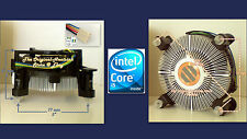 Core i5 CPU Cooler Fan Heatsink for Intel 2300-2310-2320-2380P-2390P LGA1155 New