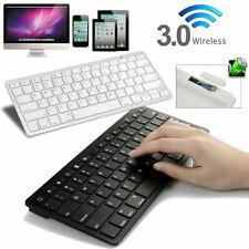 """USA X6 Slim Wireless Keyboard For iPad 9.7"""" 2018 Pro 11"""" 12.9"""" Air 10.5"""" Mini 5"""
