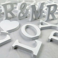 Freestanding Large 26 Wooden Wood Alphabet Letters/Wall Hanging Nursery Decor.
