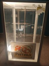 Pretzel Warmer Display Case