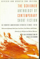 The Scribner Anthology of Contemporary Short Fiction Revised 2nd Edition Book