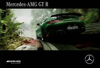 0319MB Mercedes-AMG GT R Prospekt 29.9.16 2016 deutsche Ausgabe brochure catalog