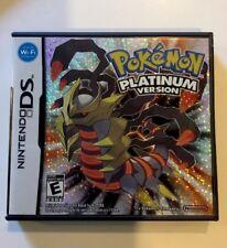 Pokemon: Platinum Version (Nintendo DS, 2009) BRAND NEW