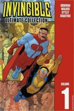 Invincible Ultimate Collection Vol. 1 by Robert Kirkman and Ryan Ottley Hardcove