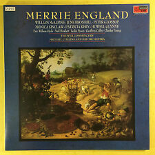Merrie England - The Williams Singers - Michael Collins & His Orchestra CFPD4710