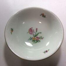 "B&G Bing & Grondahl Saxon Flower Cereal Bowl 6 3/8"""