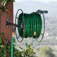 Steel Wall Mounted Garden Hose Reels Amp Storage Equipment