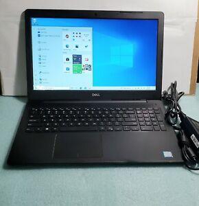 "Dell Inspiron 3583 Touchscreen - 15.6"" - Core i5 8265U - 8 GB RAM - 500GB HDD"