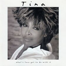 TINA TURNER : WHAT'S LOVE GOT TO DO WITH IT / CD (CLUB EDITION)