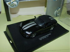 DODGE VIPER RT/10 Noir & Gris UNIVERSAL HOBBIES