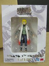 "Naruto Shippuden 4"" Minato 4th Hokage figure- MIB SDCC Exclusive"